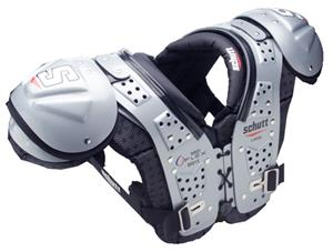 Mid Flex Jr. High Youth Football Shoulder Pads