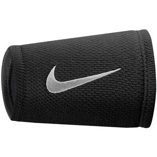NIKE Dri-Fit Stealth DoubleWide Wristbands (pair)