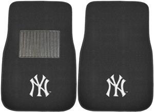 Fan Mats MLB NY Yankees Embroidered Car Mats (set)