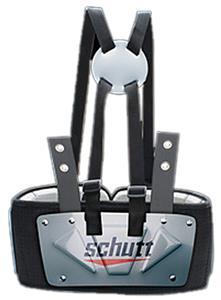 Schutt Varsity Rib Protector Pad Football Equip.