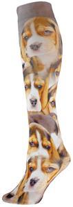 Nouvella Beagle Sublimated Trouser Sock