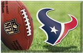 Fan Mats NFL Texans Scraper Ball or Camo Mats