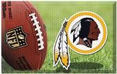 Fan Mats NFL Redskins Scraper Ball or Camo Mats
