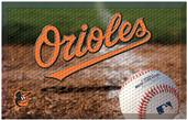 Fan Mats MLB Orioles Scraper Ball or Camo Mats