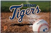 Fan Mats MLB Tigers Scraper Ball or Camo Mats