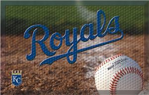 Fan Mats MLB Royals Scraper Ball or Camo Mats