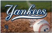Fan Mats MLB Yankees Scraper Ball or Camo Mats