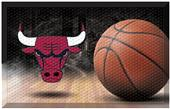 Fan Mats NBA Bulls Scraper Ball Mat