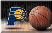 Fan Mats NBA Pacers Scraper Ball Mat