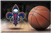 Fan Mats NBA Pelicans Scraper Ball Mat