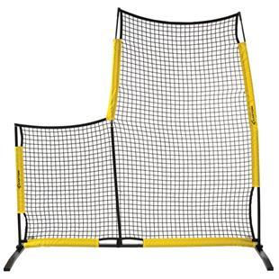 Easton Pop-Up L-Baseball Screen 7'x7'
