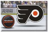 Fan Mats NHL Flyers Scraper Puck or Camo Mats