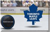 Fan Mats NHL Maple Leafs Scraper Puck or Camo Mats