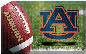 Fan Mats NCAA Auburn Scraper Ball or Camo Mats