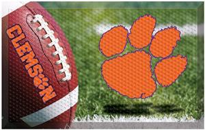 Fan Mats NCAA Clemson Scraper Ball or Camo Mats