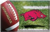 Fan Mats NCAA Arkansas Scraper Ball or Camo Mats