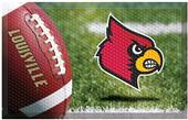 Fan Mats NCAA Louisville Scraper Ball or Camo Mats