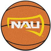Fan Mats NCAA Northern Arizona Univ Basketball Mat
