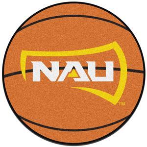 Fan Mats NCAA Northern Arizona Univ Basketball Mat