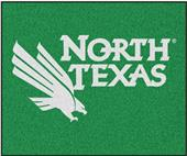 Fan Mats NCAA Univ. of North Texas Tailgater Mat