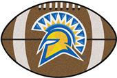 Fan Mats NCAA San Jose State Football Mat