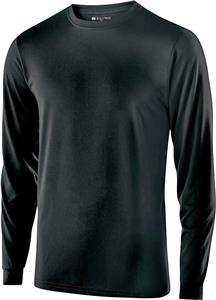 Holloway Adult Youth Gauge Long Sleeve Shirt
