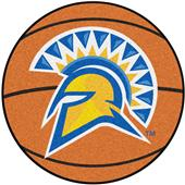 Fan Mats NCAA San Jose State Basketball Mat