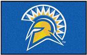 Fan Mats NCAA San Jose State Ulti-Mat