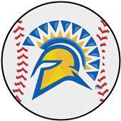 Fan Mats NCAA San Jose State Baseball Mat