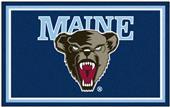 Fan Mats NCAA University of Maine 4' x 6' Rug