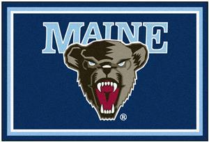 Fan Mats NCAA University of Maine 5' x 8' Rug