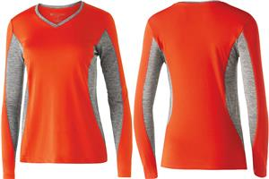 Holloway Ladies Stellar Long Sleeve Shirt