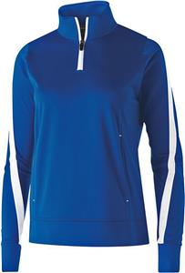 Holloway Ladies Determination Pullover Jacket