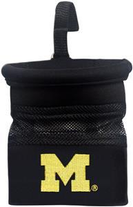 Fan Mats NCAA University of Michigan Car Caddy