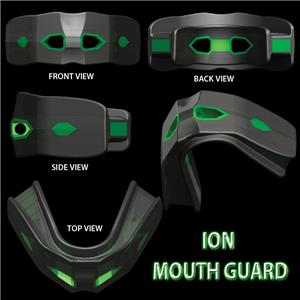 Schutt Ion Clenched Teeth Breathing Mouth Guards