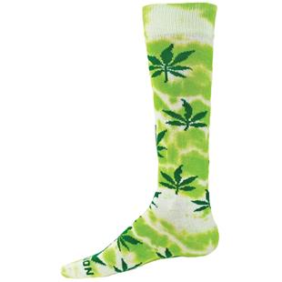 Red Lion Cannabis Over The Calf Socks