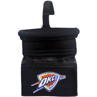 Fan Mats NBA Oklahoma City Thunder Car Caddy