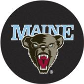 Fan Mats NCAA University of Maine Puck Mat