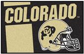 Fan Mats NCAA Univ. of Colorado Starter Mat