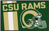 Fan Mats NCAA Colorado State Starter Mat