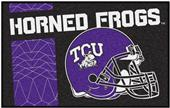 Fan Mats NCAA Texas Christian Starter Mat