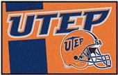 Fan Mats NCAA UTEP Starter Mat