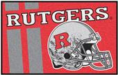 Fan Mats NCAA Rutgers University Starter Mat