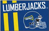 Fan Mats NCAA Northern Arizona Univ. Starter Mat