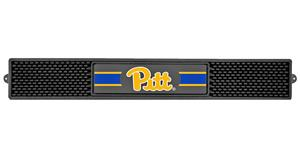 Fan Mats NCAA University of Pittsburgh Drink Mat