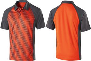 Holloway Adult Torpedo Polo Short Sleeve