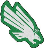 Fan Mats NCAA University of North Texas Mascot Mat
