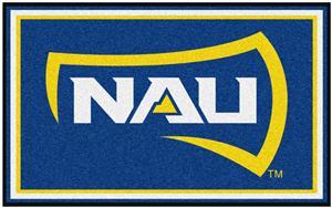 Fan Mats NCAA Northern Arizona Univ. 4'x6' Rug
