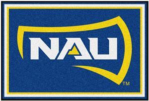 Fan Mats NCAA Northern Arizona Univ. 5'x8' Rug
