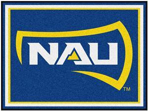 Fan Mats NCAA Northern Arizona Univ. 8'x10' Rug